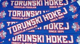 Szalik tkany ToruńskiHokej